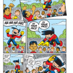 G-Man Cape Crisis by Chris Giarrusso. Chapter 1, page 10.