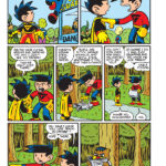 G-Man Cape Crisis by Chris Giarrusso. Chapter 1, page 12.