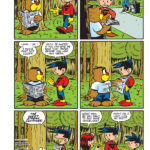 G-Man Cape Crisis by Chris Giarrusso. Chapter 1, page 13.
