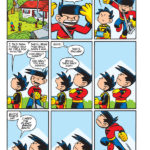 G-Man Cape Crisis by Chris Giarrusso. Chapter 1, page 16.