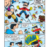 G-Man Cape Crisis by Chris Giarrusso. Chapter 1, page 17.