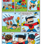 G-Man Cape Crisis by Chris Giarrusso. Chapter 1, page 18.