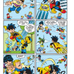 G-Man Cape Crisis by Chris Giarrusso. Chapter 1, page 20.