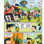 G-Man Cape Crisis by Chris Giarrusso. Chapter 1, page 21.