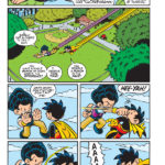 G-Man Cape Crisis by Chris Giarrusso. Chapter 1, page 22.