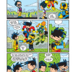 G-Man Cape Crisis by Chris Giarrusso. Chapter 1, page 23.