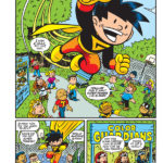 G-Man Cape Crisis by Chris Giarrusso. Chapter 1, page 5.