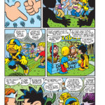 G-Man Cape Crisis by Chris Giarrusso. Chapter 1, page 8.