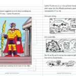 The G-MAN Super Journal: Awesome Origins, pages 6-7