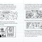 The G-MAN Super Journal: Awesome Origins, pages 8-9