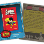 The G-Man Super Journal: Trading Card #6, Awesome Origins