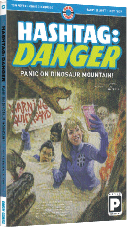 Hashtag Danger Volume 1