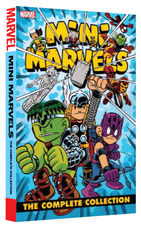 Mini Marvels: The Complete Collection by Chris Giarrusso
